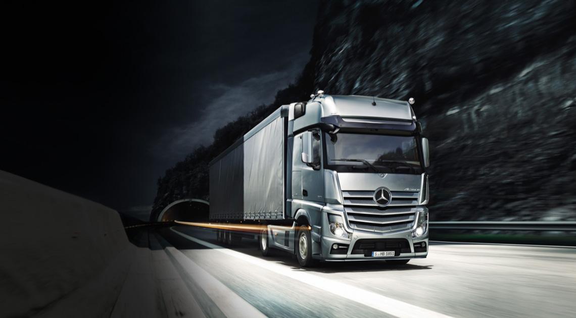 1.10 Moderne voertuigtechniek Vrachtwagen