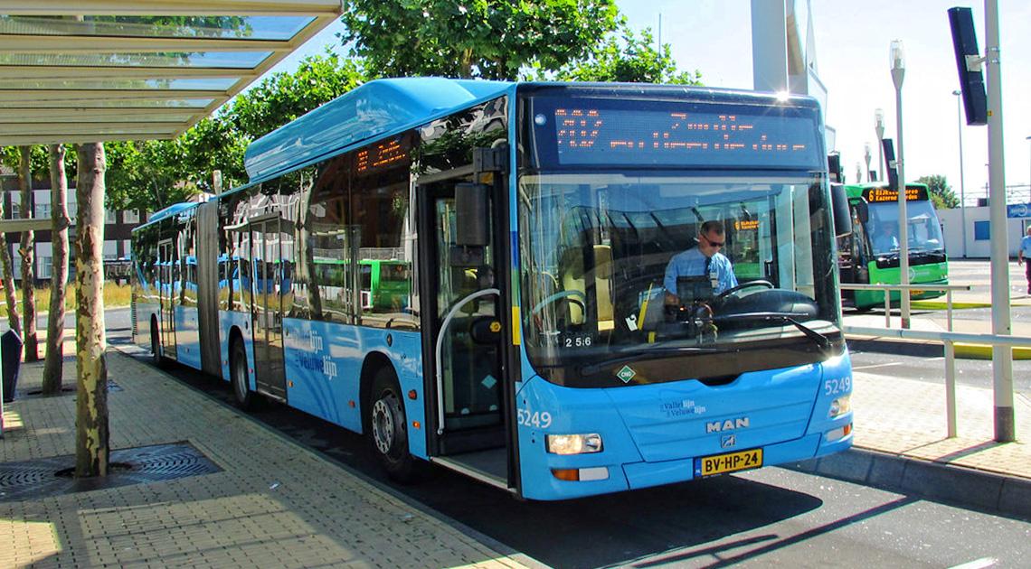 1.9 Moderne voertuigtechniek Bussen